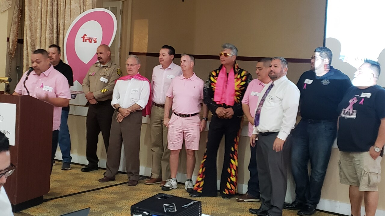 The 2019 Making Strides Against Breast Cancer Kickoff Breakfast at the Hotel Tucson City Center