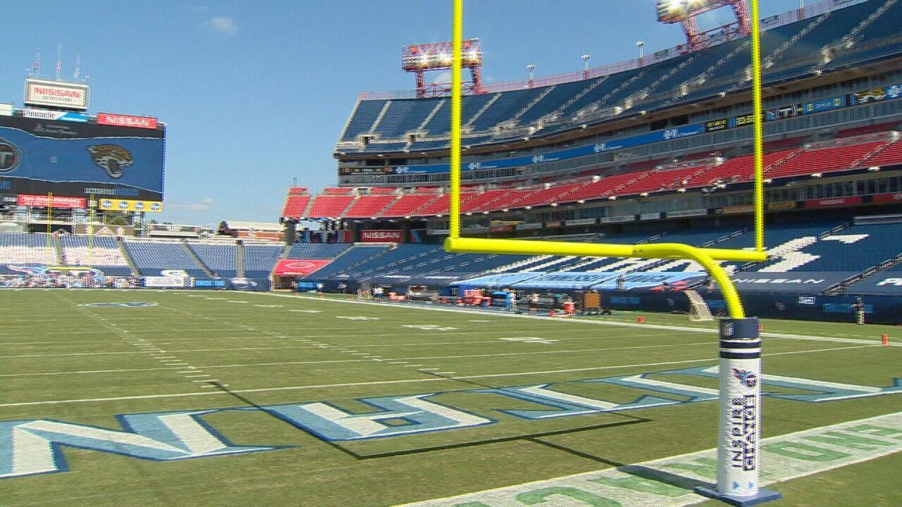 titans empty stadium