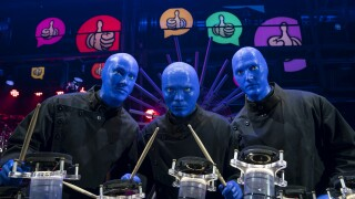 Blue Man Group ASU Gammage