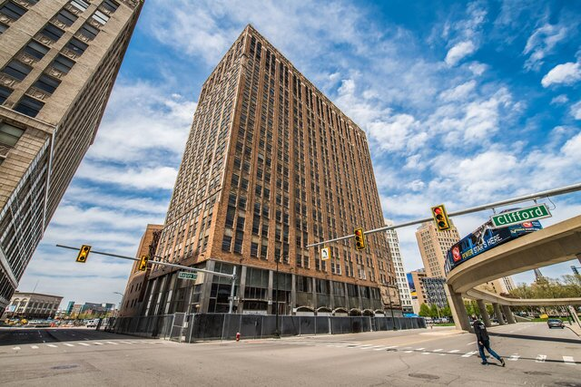 Photo gallery: Housing plan announced for District Detroit