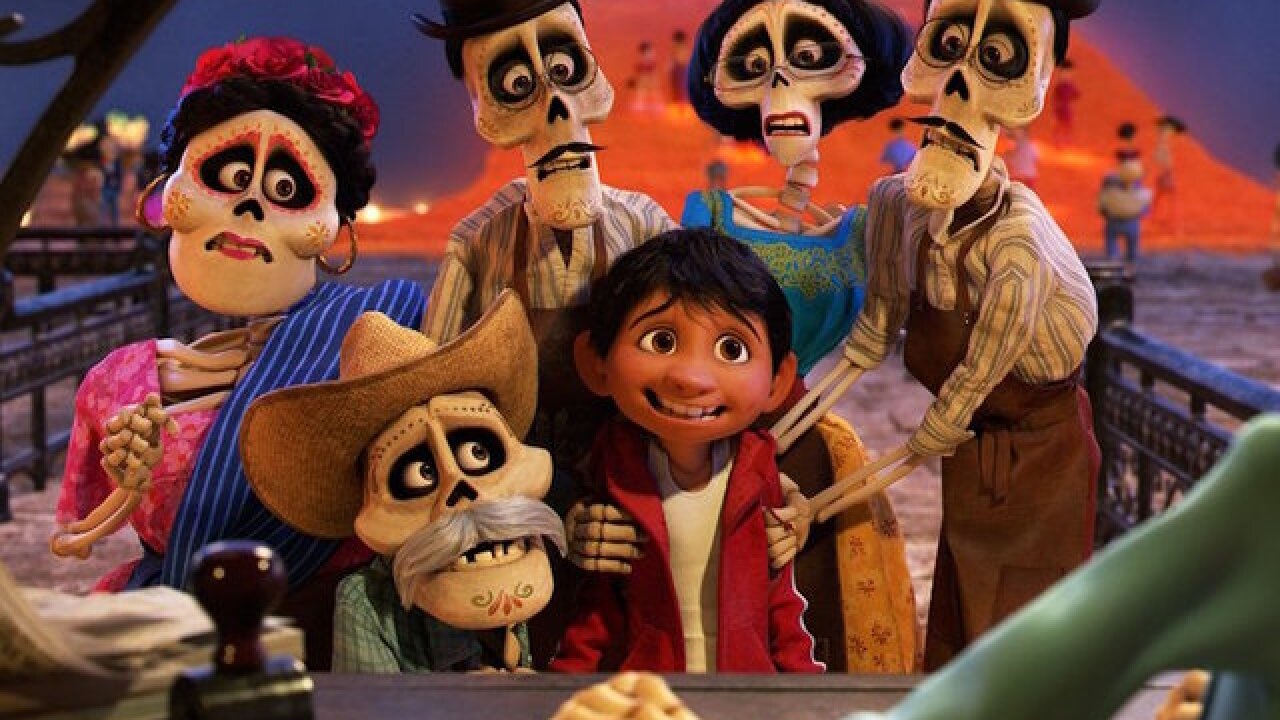 Movie review: Disney Pixar's 'Coco'