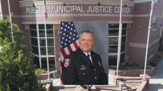 Chris Noeller, Pueblo Police Department