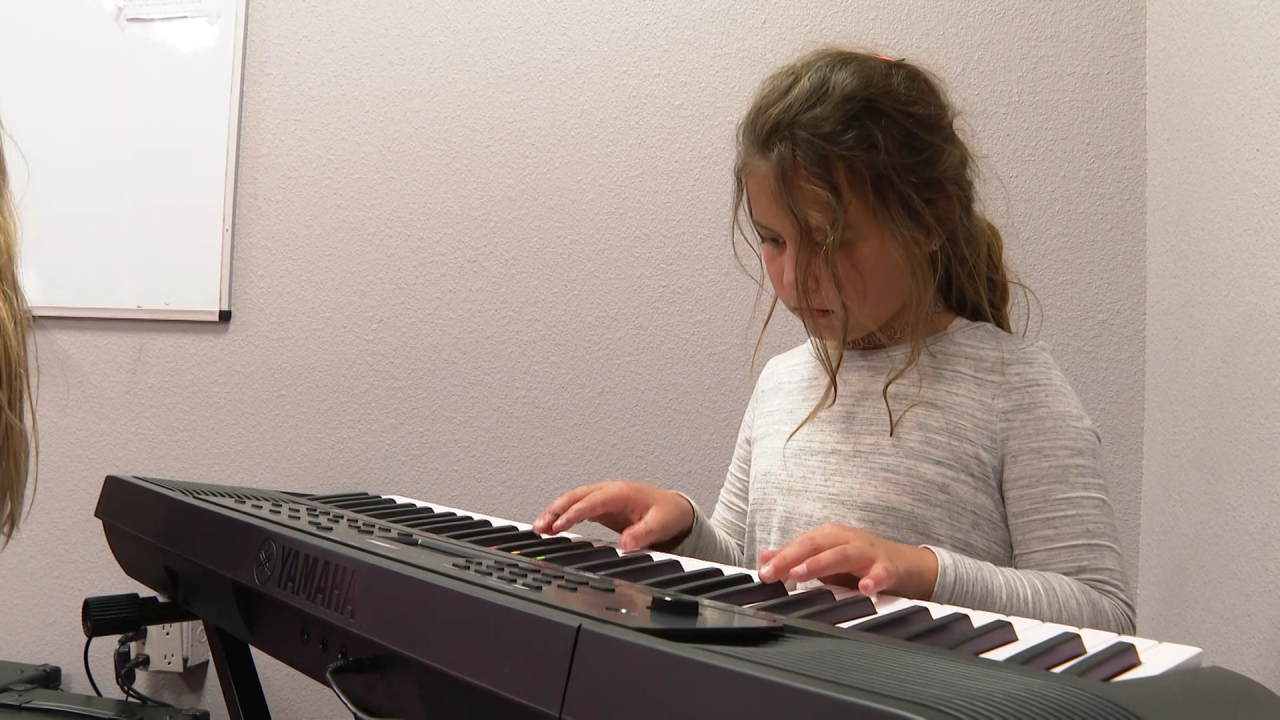 Kids learn to rock at School of Rock in Colorado Springs