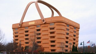 Developer known for renovations buys basket-shaped building