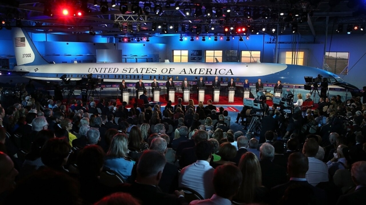 Live Updates: The GOP Las Vegas debate