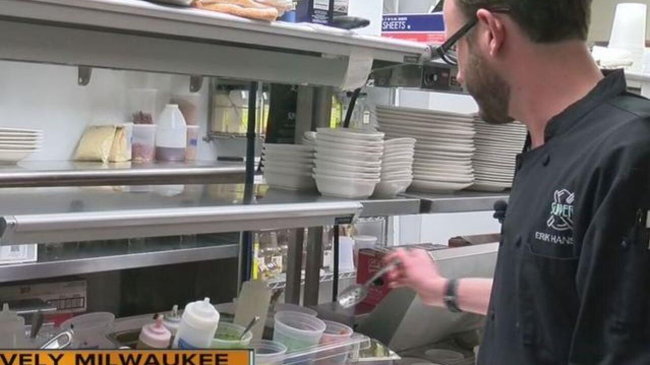 Local chefs help homeless veterans
