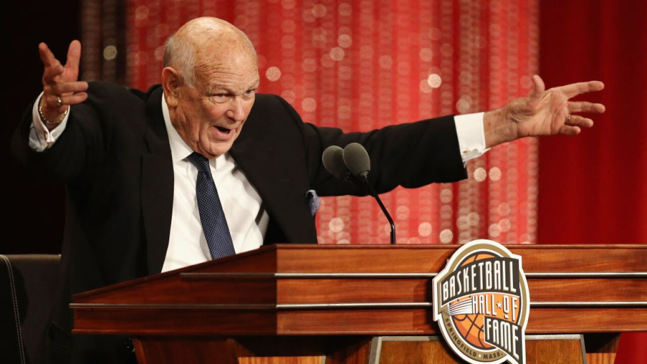 "Norfolk hoops legend, ""Lefty"" Driesell, to be honored for by Virginia Sports Hall of Fame"