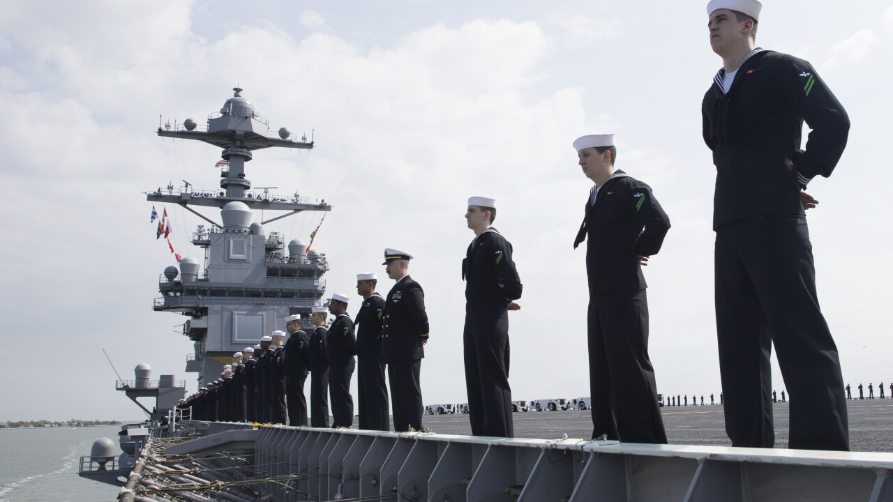 Government watchdog says Navy needs to address ship manning before increasing fleetsize