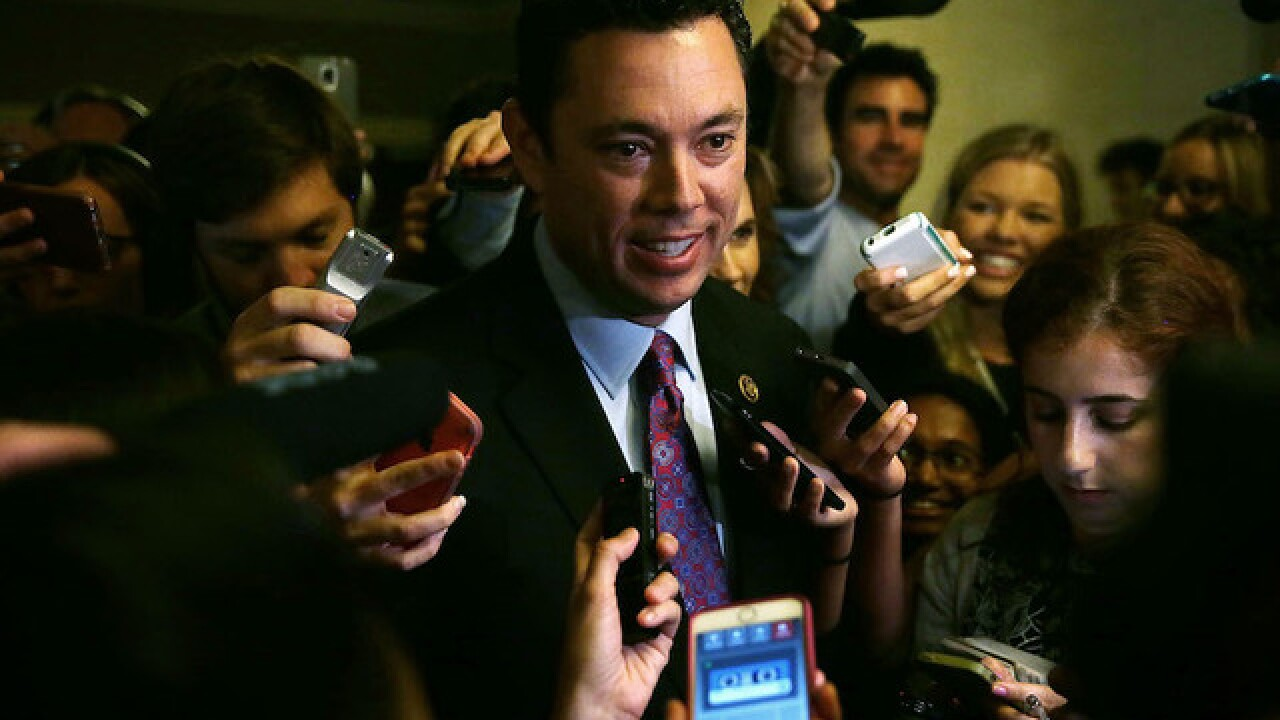 Rep. Jason Chaffetz is not running for re-election