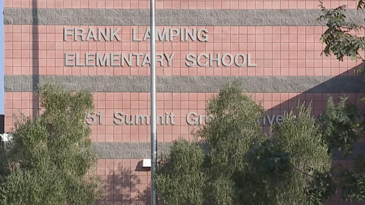 frank lamping elementary school