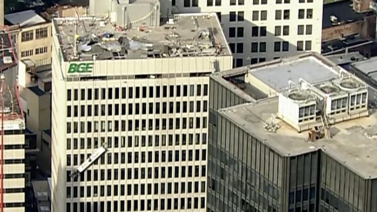 BGE building explosion