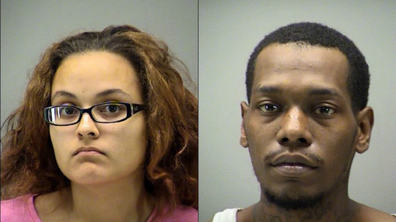 UPDATE: Couple suspected of burying infant ID'd