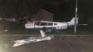 Harris County plane crash