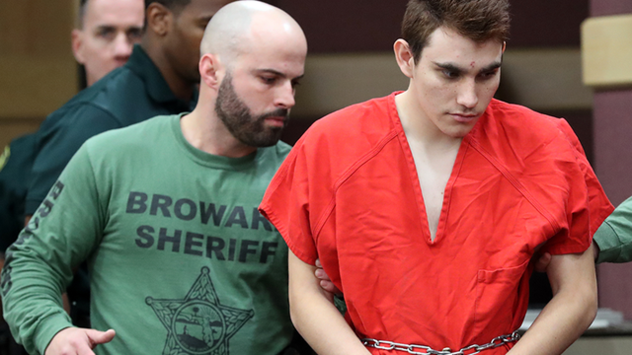 Accused Parkland killer wants to give inheritance to victims: Attorney