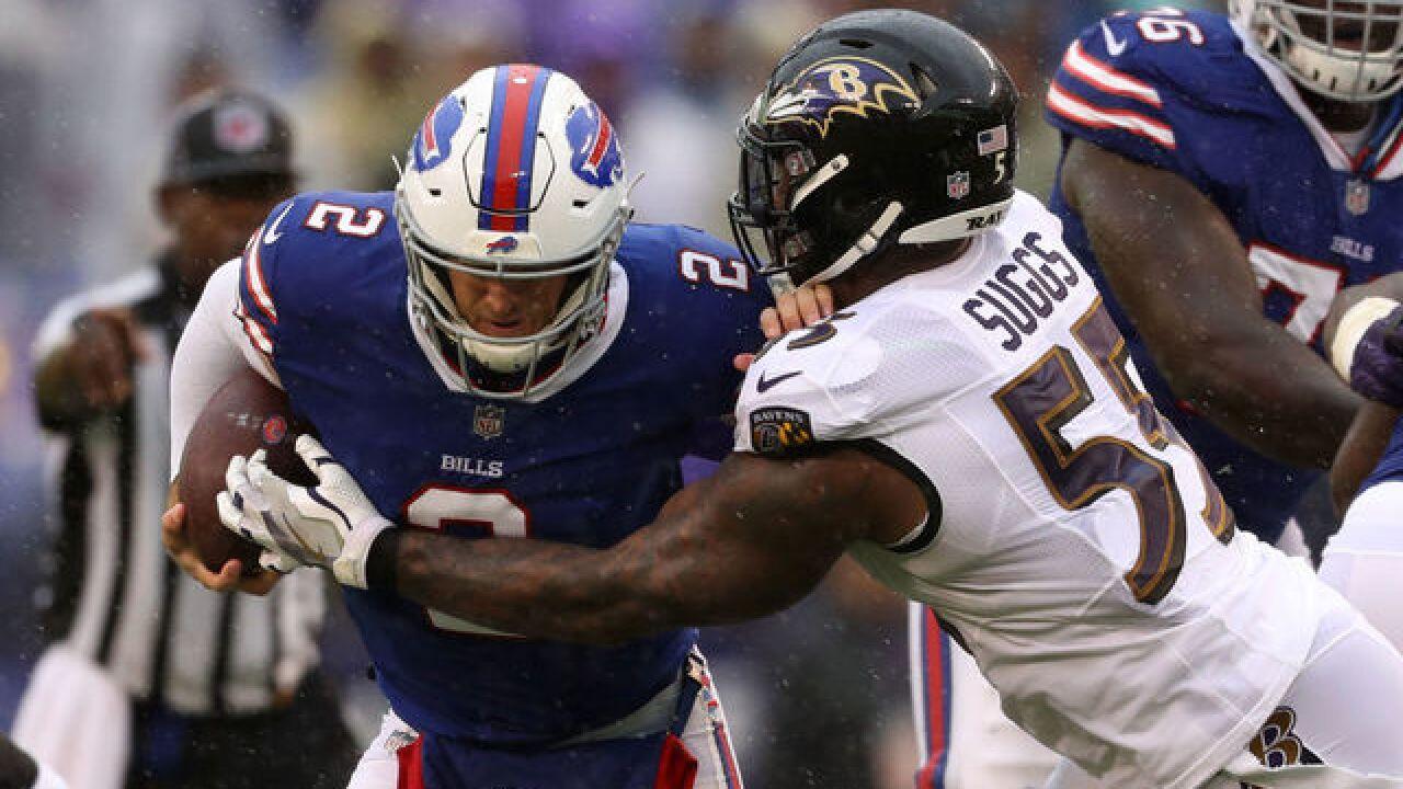 Joe B 7 Observations From Buffalo Bills Vs Baltimore Ravens 9 9 18