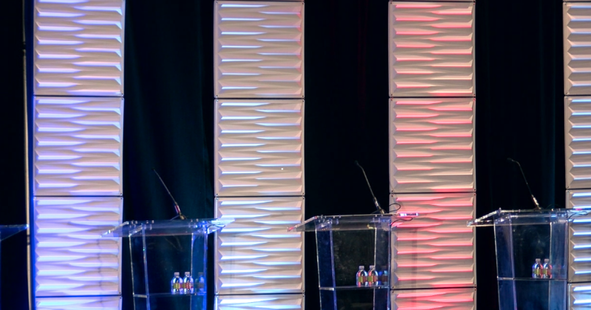 Friday debate to include 50th Congressional District, San Diego Mayoral candidates