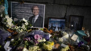 David Amess Britain Lawmaker Killed