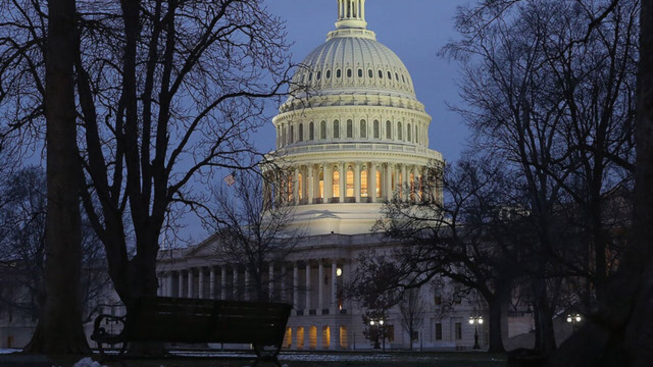 Tainted water at US Capitol prompts blood tests