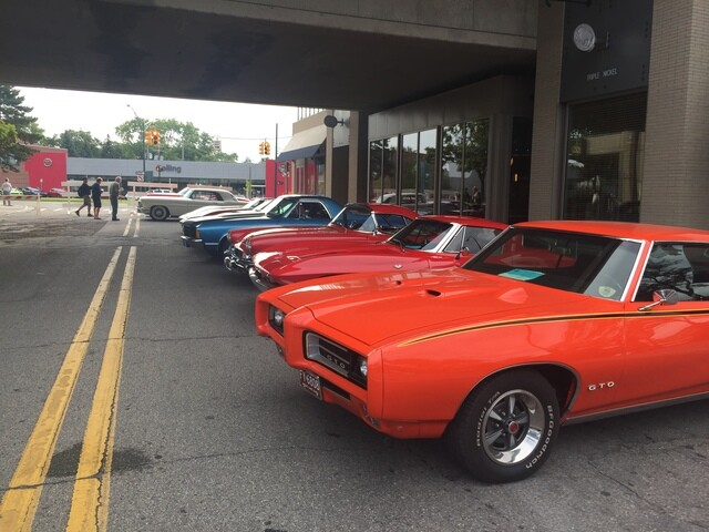 Photo gallery: 2017 Woodward Dream Cruise, gallery one