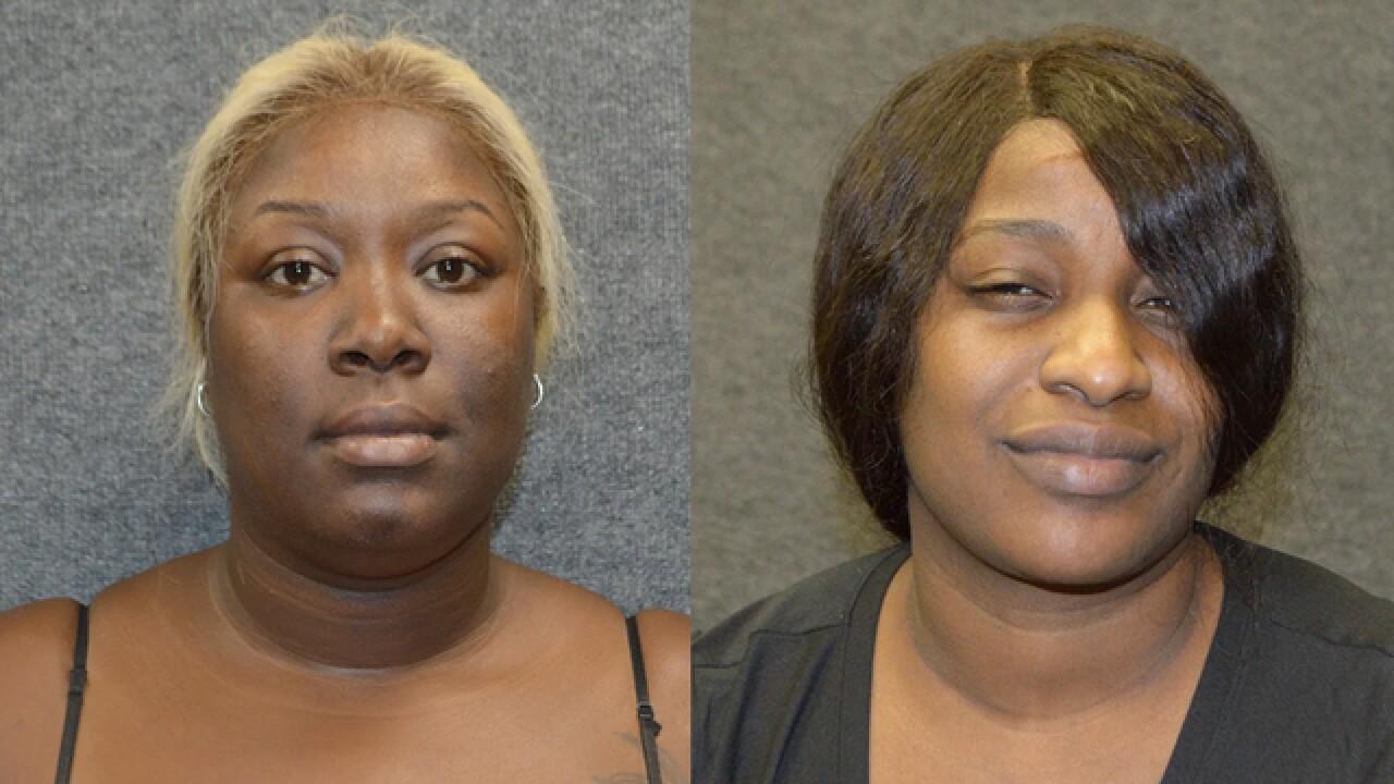 2 Women Wanted In 17 Vehicle Burglaries