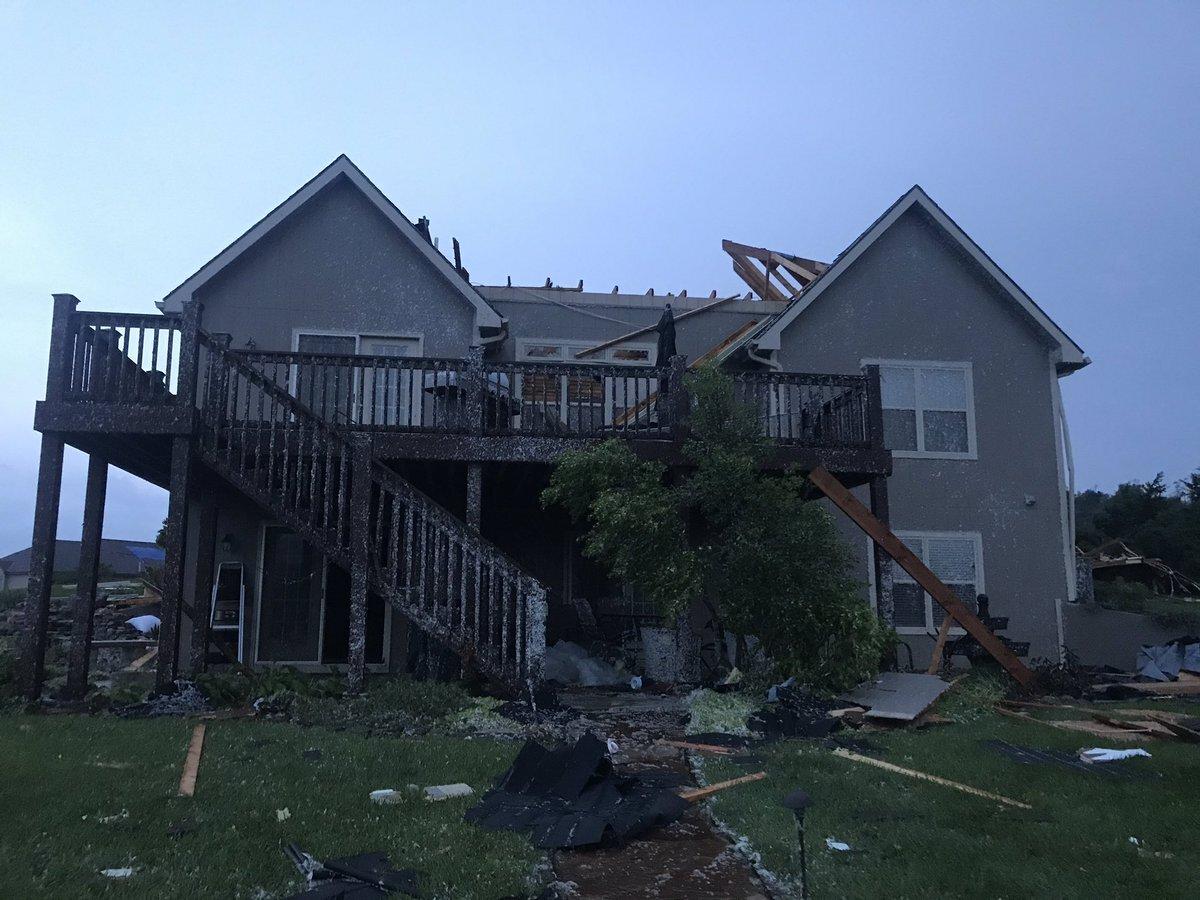 Linwood home damaged-1