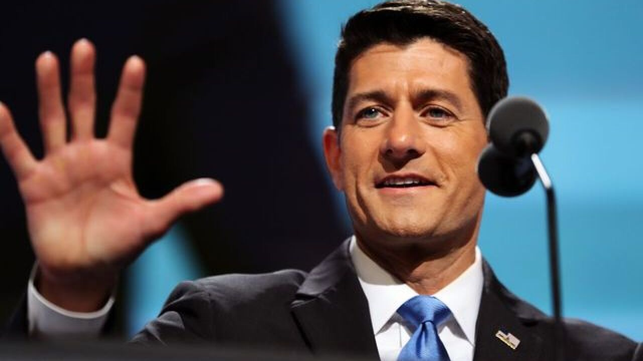 Paul Ryan finds out he's part Jewish on TV show