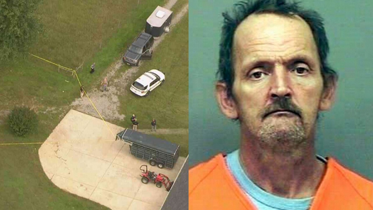 Kirby Wallace Manhunt: Suspect On Foot After Deadly Carjacking