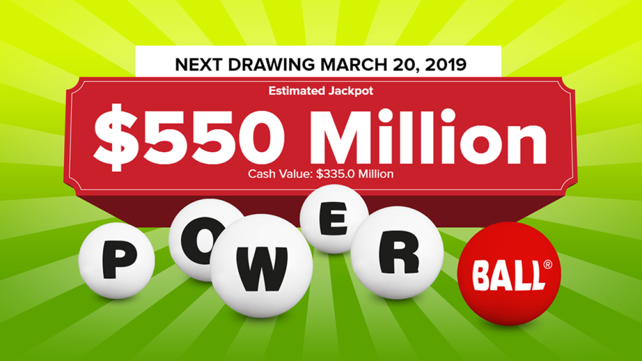 You have better odds of winning the $550M Powerball jackpot than picking a perfect NCAA bracket