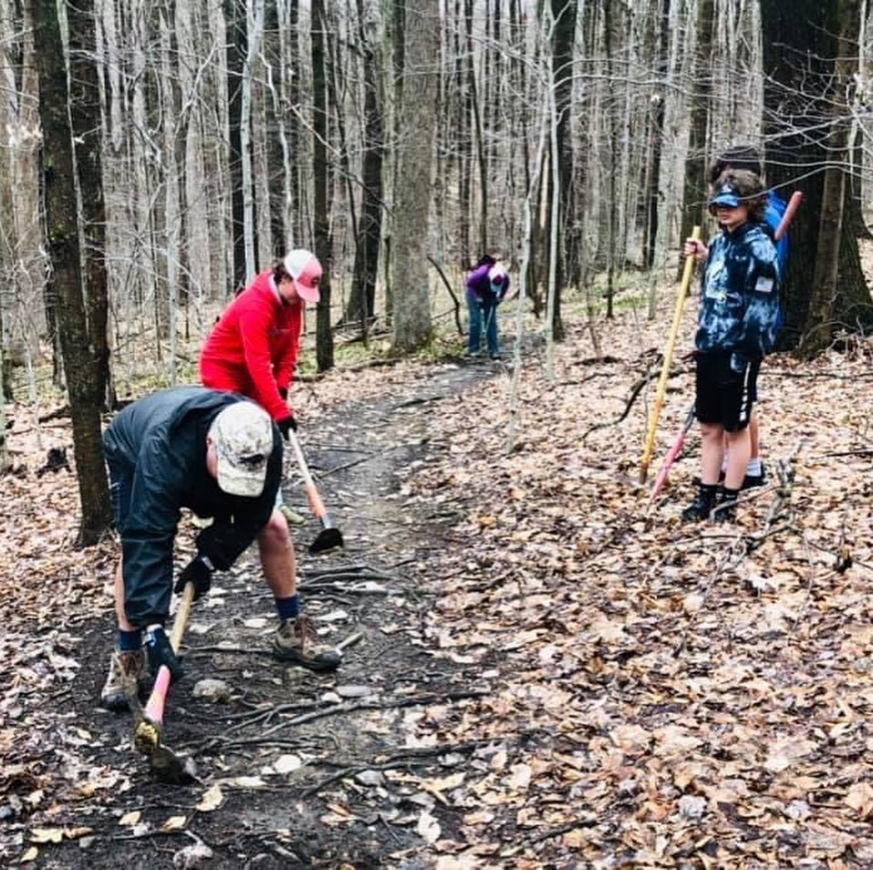 Local groups work to rebuild trails and keep them safe during hiking season