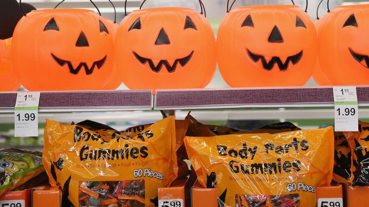 Americans to spend scary amount of money on Halloween this year