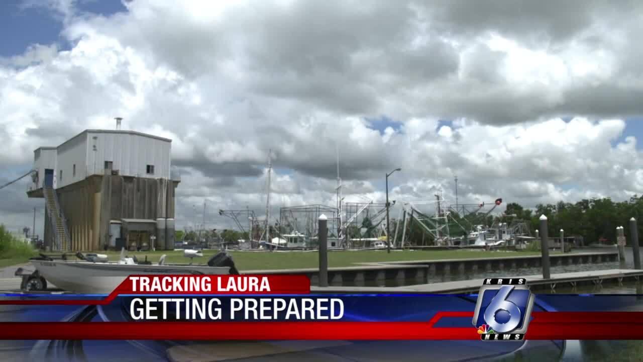 Tracking Laura on the third anniversary of Hurricane Harvey's landfall