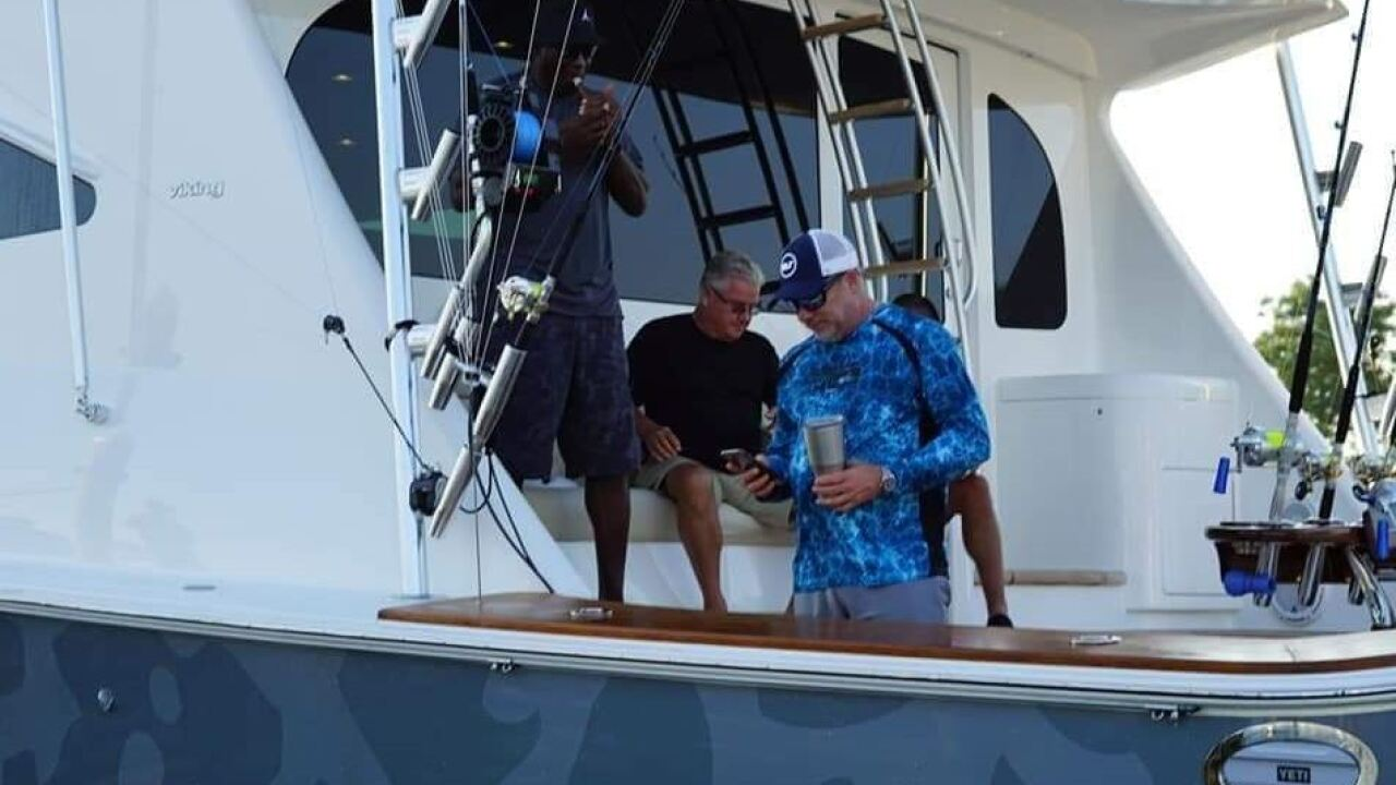 Michael Jordan spotted on private yacht in Ocean City.JPG 1.JPG