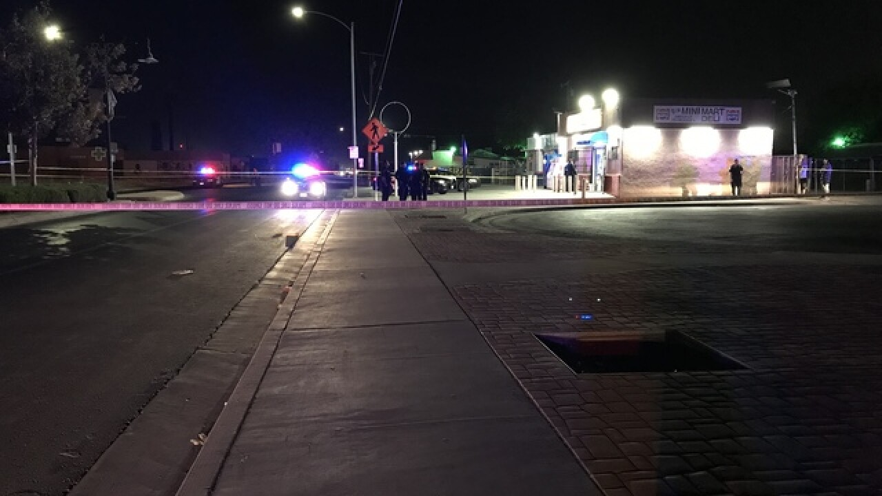 Two men shot in East Bakersfield, BPD investigating
