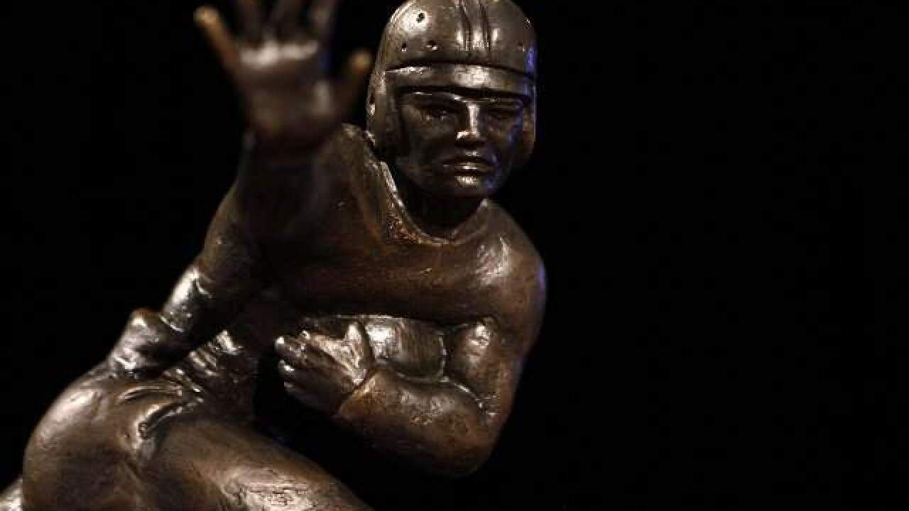 Who will take home the Heisman Trophy?