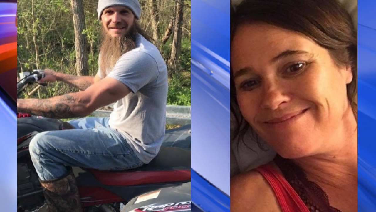 Virginia State Police arrest homicide suspect, still searching for missing Cumberland Co. woman