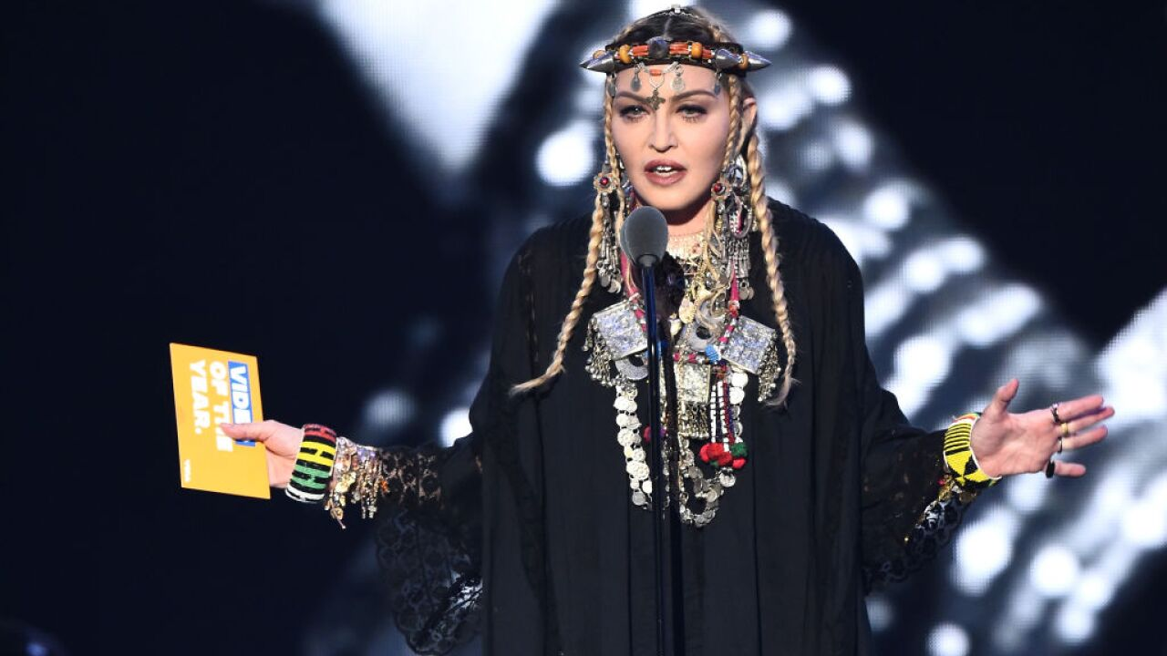 Madonna announces first album in 4 years