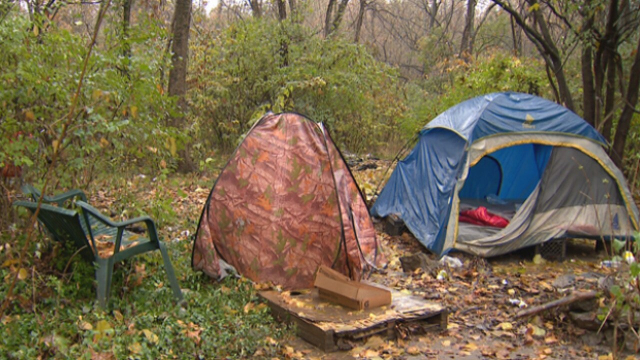 Group makes push to find housing for homeless veterans