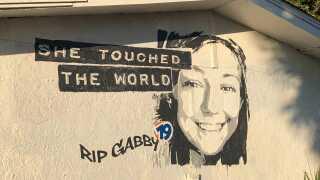 Gabby Mural