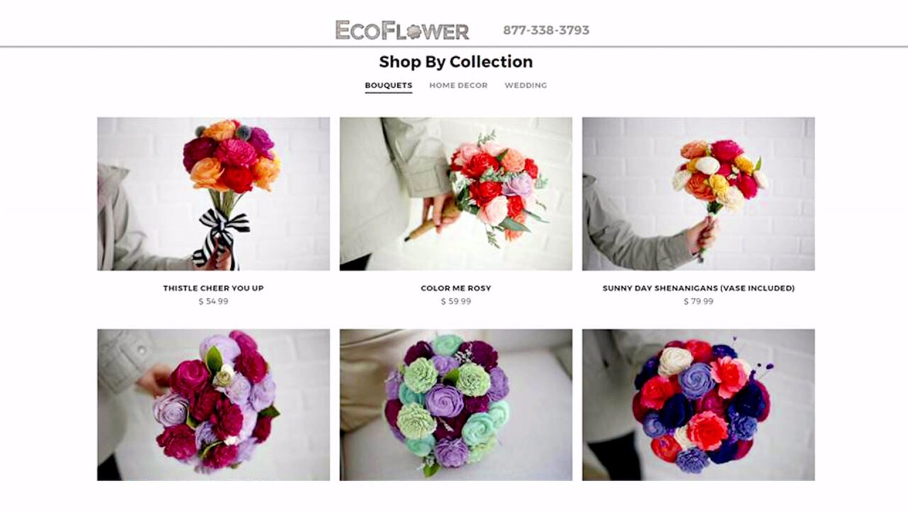 Ogden-based Eco Flower feeling customers' wrath over delayed, damaged orders