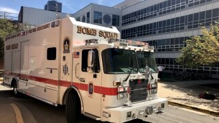 Prince George's County Bomb Squad investigates suspicious package at UMD College Park