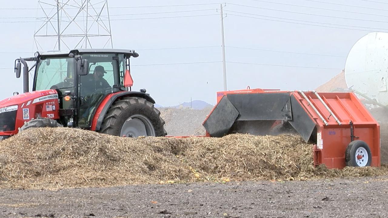 City of Tucson Compost Program