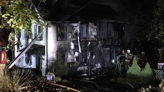 sykesville fire