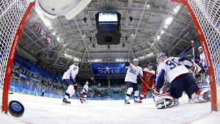 Colorado's Troy Terry played another great game, but the US was beaten by the Czech Republic