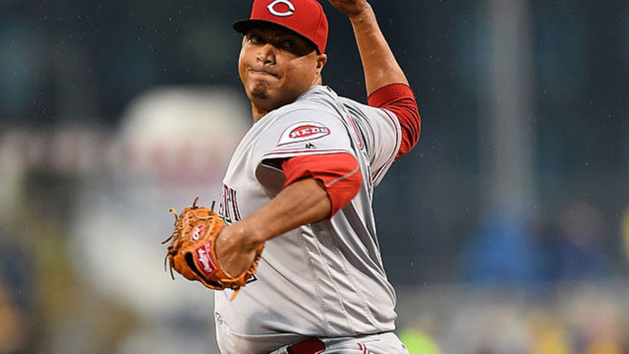 REDS PODCAST: Injuries and poor pitching