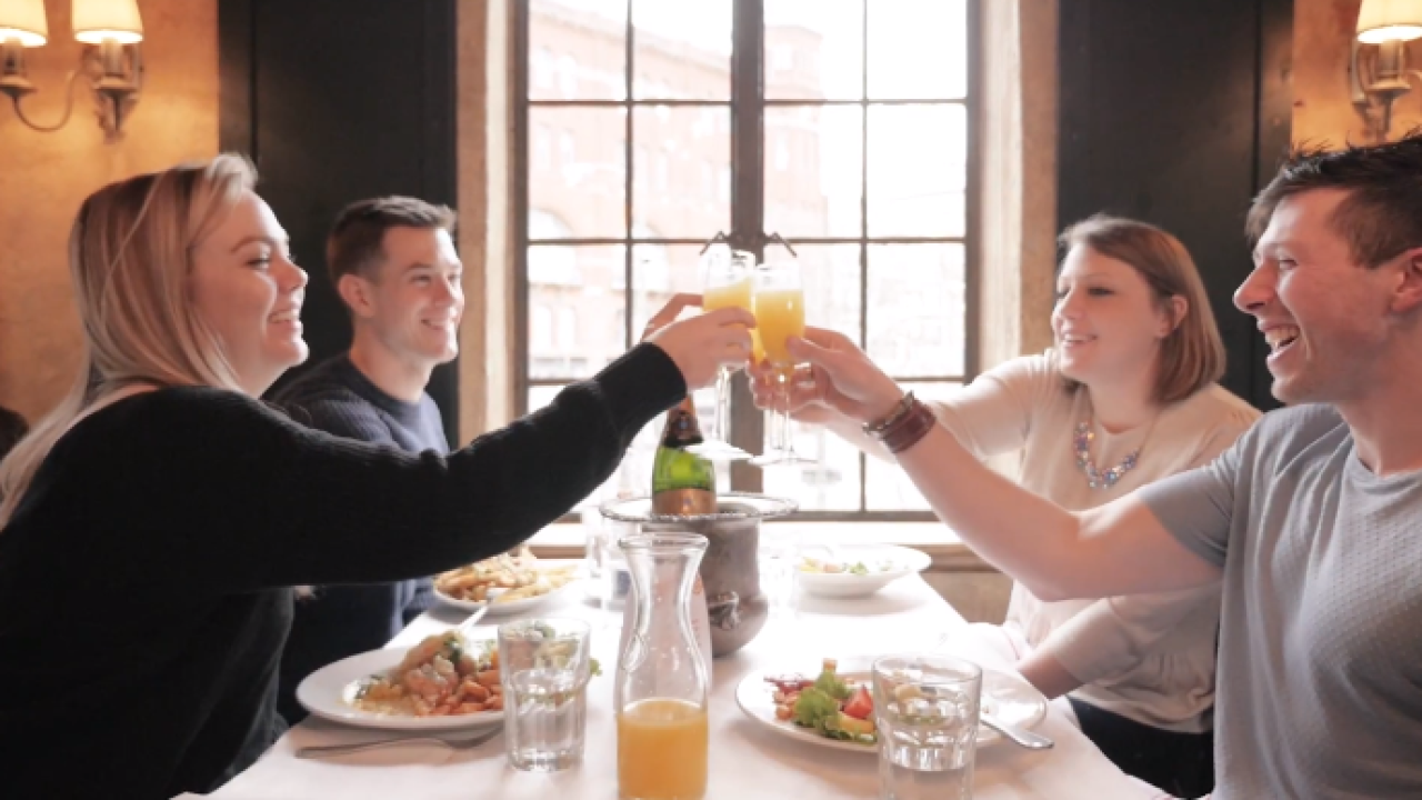 Over 40 restaurants participating in this Richmond Brunch Weekend