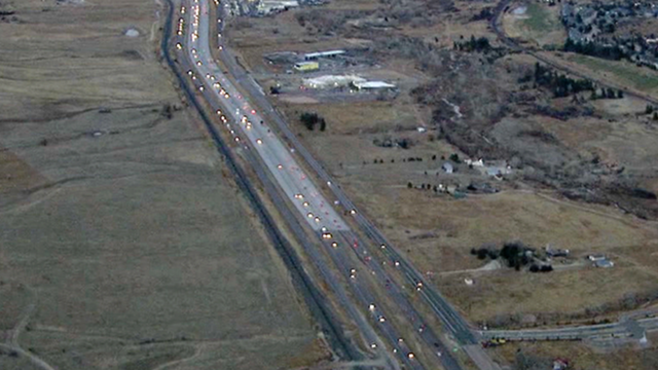 Massive I-25 expansion project to begin next month