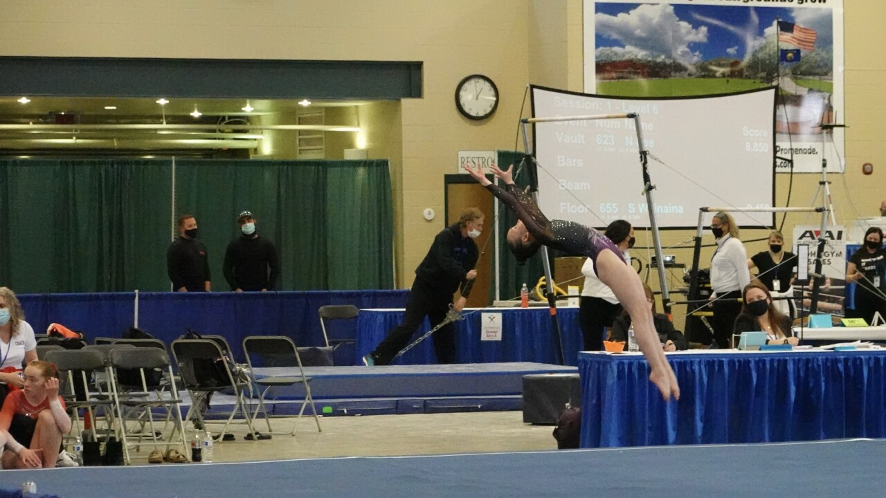 USA Gymnastics returns to Montana with Region 2 Championships