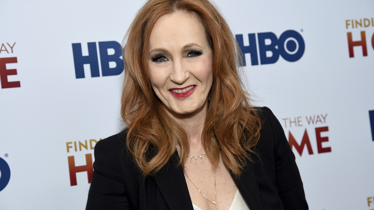 JK Rowling's tweets on transgender people spark outrage