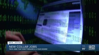 Companies looking to fill 'new collar' jobs