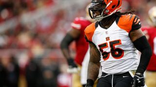Fay: Is Vontaze Burfict the guy the Bengals can't live without?